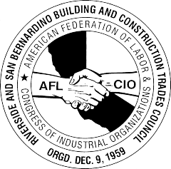 San Bernardino – Riverside Building Trades Council